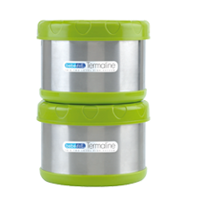 Set of food container thermos