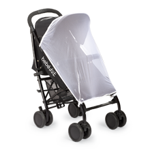 Universal mosquito net for strollers