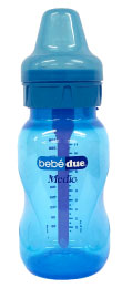 Biberón Bébe Due Medic 260ml Color